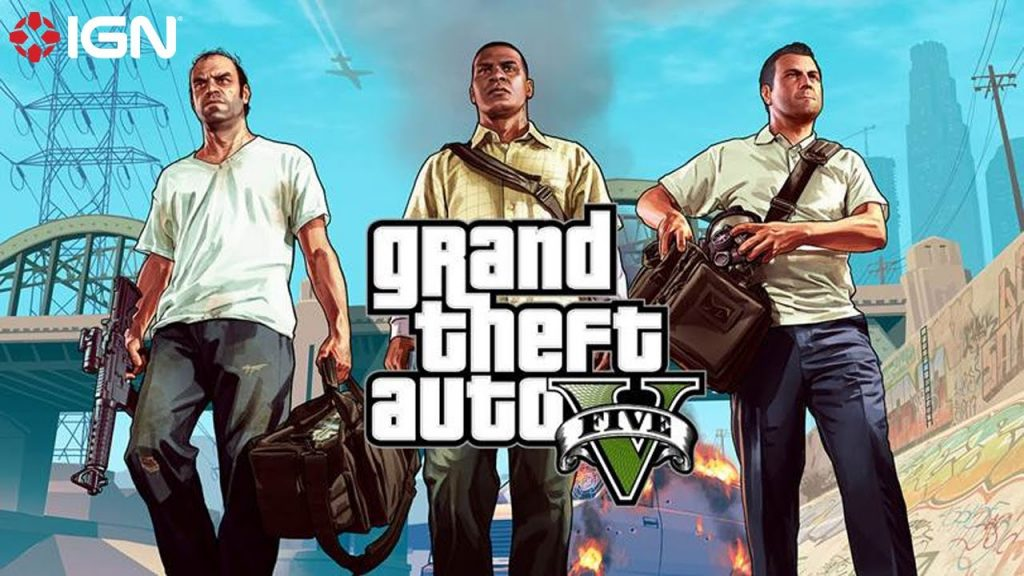 GTA 5 Android Games