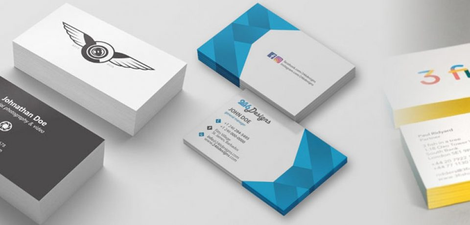 Business Cards: The Appropriate Colors